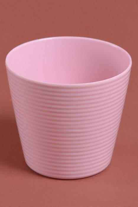 3 75 Quot X 3 5 Quot Round Plastic Pot Pink Gandgwebstore Com