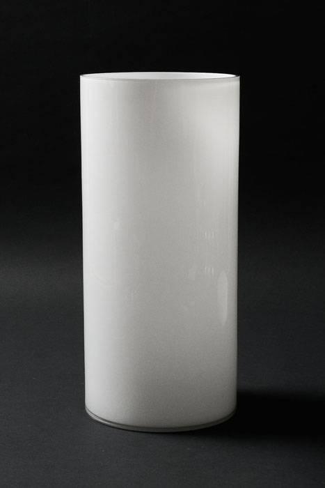 6 Quot X 12 Quot Glass Cylinder Vase White Gandgwebstore Com