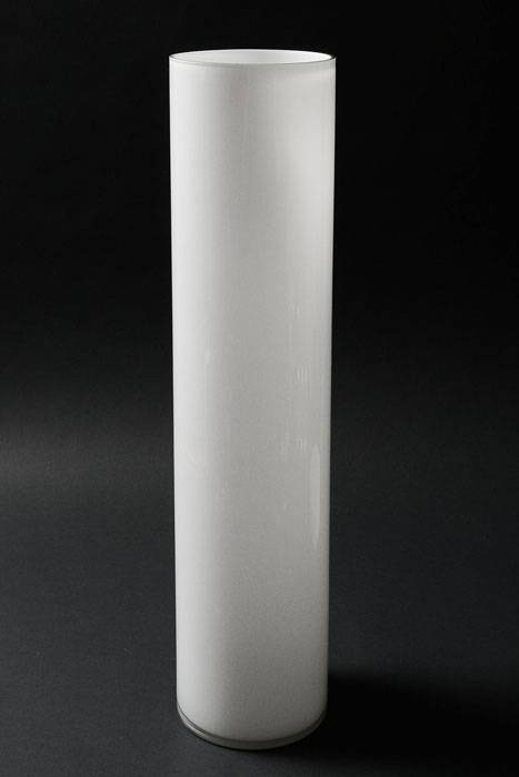 5 75 Quot X 23 5 Quot Cylinder Vase White Gandgwebstore Com