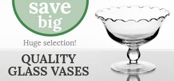 Glass Vases Sale