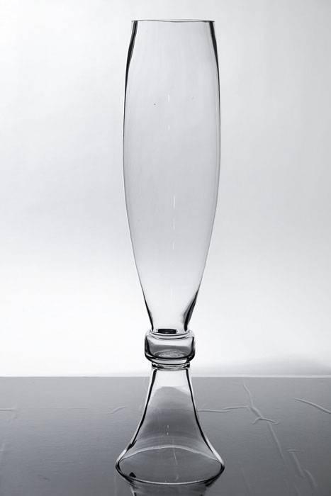23 Quot Reversible Glass Vase Clear Gandgwebstore Com