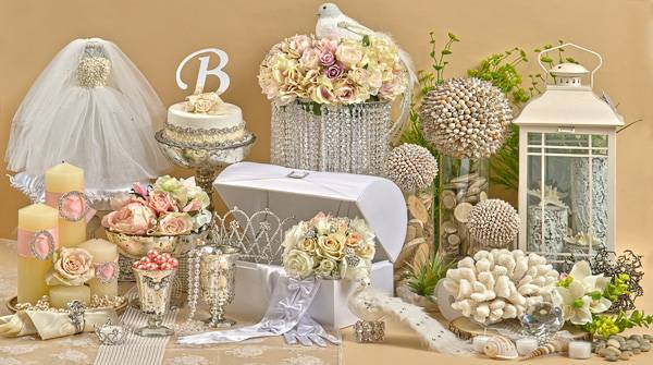Summer Wedding Items