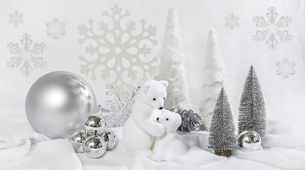 Winter Snow Decorations