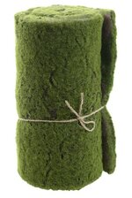 "12"" X 79"" ARTIFICIAL MOSS SHEET GREEN"