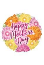 "17"" Happy Mother's Day DAISY DIAMONDS (PKG/10)"