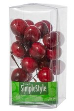"1"" MINI CHERRIES PKG/25"