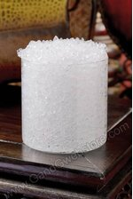 10OZ CRACKED ICE CRYSTAL GELS IN BOTTLE CLEAR