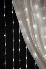 12FTx 8FT LED BACKDROP LIGHTS WHITE (600 LED LTS)