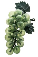 "4"" SMALL GRAPE PICK GREEN PKG/12"