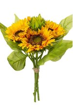 "16"" SUNFLOWER BOUQUET"