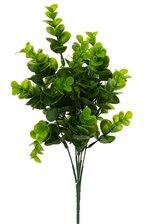 "13"" EUCALYPTUS BUSH GREEN/TWO TONES"