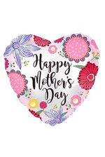 """17"""" Happy Mother's Day FLAMINGO (PKG/10)"""