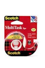"""3/4"""" X 650"""" SCOTCH MULTITASK TAPE CLEAR"""