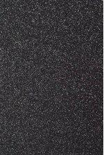 "16"" X 24"" GLITTER EVA FOAM SHEET BLACK PKG/5"