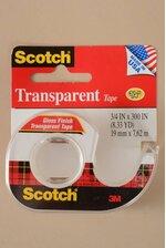 "3/4"" X 300"" SCOTCH TRANSPARENT TAPE"