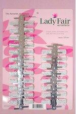 LADY FAIR SILVER WRISTLETS PKG/20