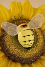 "3"" BEE YELLOW PKG/12"