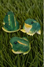 "1.5"" CRAFT FROG GREEN PKG/12"