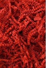 "1/8"" CRINKLE CUT SIZZLE PACK RED PKG/1 LB"
