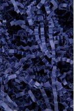 """1/8"""" CRINKLE CUT SIZZLE PACK ROYAL BLUE PKG/1 LB"""