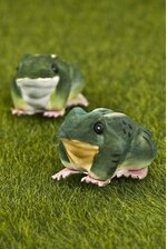 "2.5"" CRAFT FROG GREEN PKG/12"