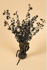 """15"""" STAR GLEAM 'N BURST CENTERPIECE BLACK"""