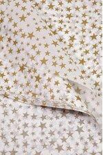 "20"" X 30"" PRINTED TISSUE PAPER GOLD STARS ON WHITE PKG/18"