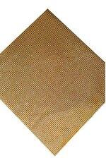 """DIAMOND STICKER 10.75"""" X 9.75"""" GOLD"""