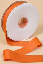 GROSGRAIN RIBBON TORRID ORANGE #750