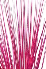 "28"" GLITTER PVC GRASS BUSH BEAUTY"