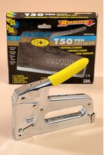 TRACKER AND BRAD NAILER W/RUBBER HANDLE/T50