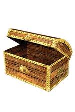 """8"""" TREASURE CHEST BOX"""