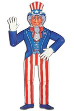 JOINTED UNCLE SAM