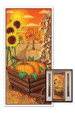 "30"" X60"" FALL DOOR COVER MULTI-COLOR"