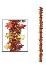 12FT FR AUTUMN LEAF GARLAND FALL