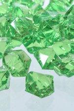 LARGE ACRYLIC CUBE APPLE GREEN PKG/1LB