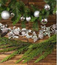 Pine Christmas Garlands