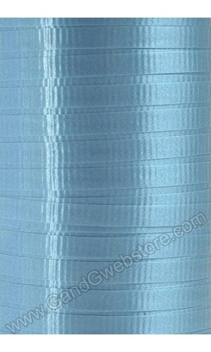 """3/16"""" X 500YDS CURLING RIBBON TURQUOISE"""