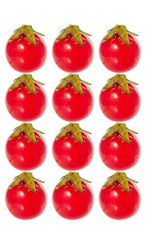 "1.25"" CHERRY TOMATO RED BAG/12"