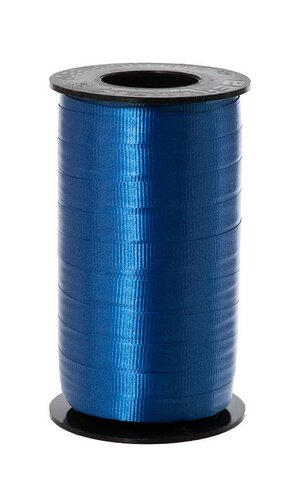 "3/8"" X 250YDS SPLENDORETTE SUPER CURL ROYAL BLUE"