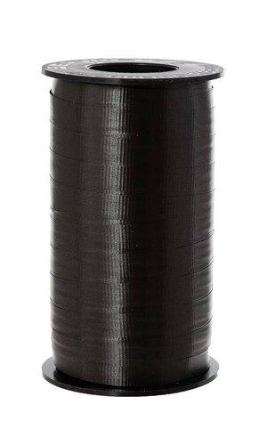 "3/8"" X 250YDS SPLENDORETTE SUPER CURL BLACK"