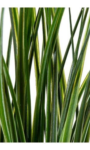 """21"""" GRASS BUSH GREEN/WHITE"""