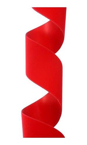 """2.5"""" X 25YDS VELITA RIBBON RED"""