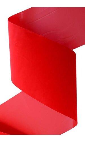 """6"""" X 25YDS VEL-PRUF RIBBON RED"""