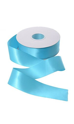 DOUBLE FACE SATIN - TURQUOISE #340