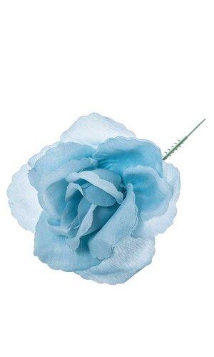 """7"""" ROSE PICK BLUE PKG/100"""