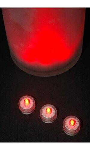 SUBMERSIBLE LIGHT RED PKG/10