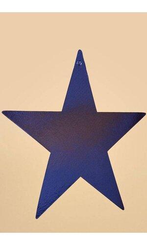 """5"""" FOIL STARS BLUE PKG/12"""