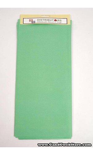 "20"" X 30"" TISSUE PAPER APPLE GREEN"