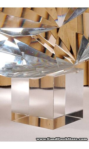 60MM DIAMOND STAND CRYSTAL